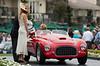 This 1949 Ferrari 166 MM Touring Barchetta is one of twenty five made.