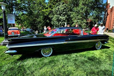 Batmobile ('59 Impala)