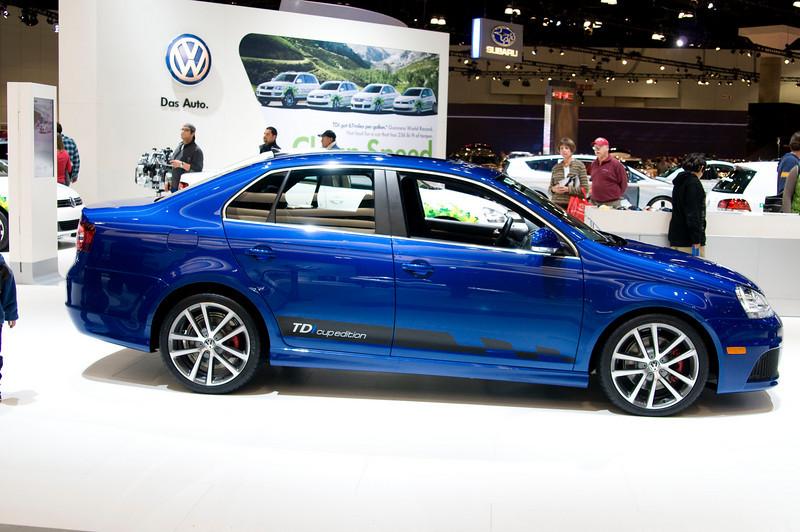 Volkswagen Jetta TDI Cup Edition
