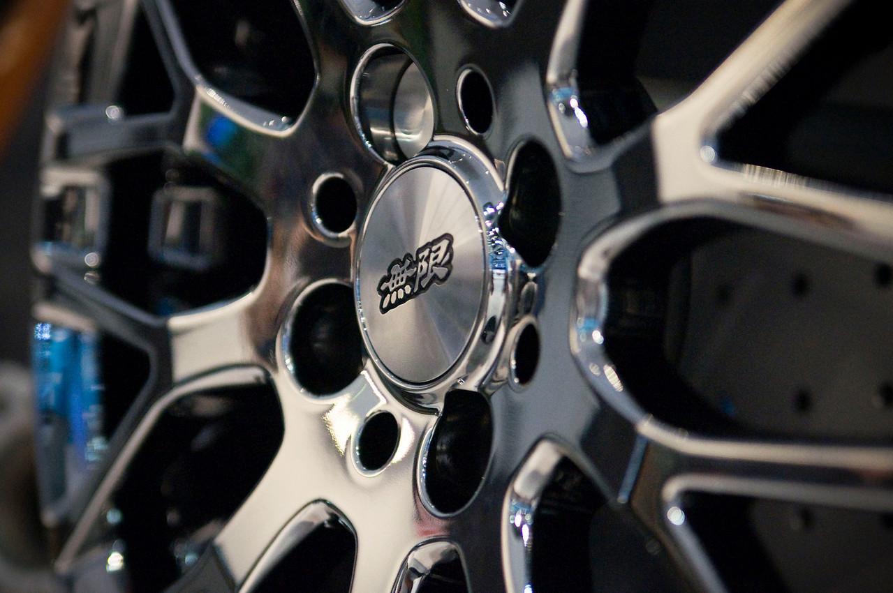 Honda Mugen Wheels
