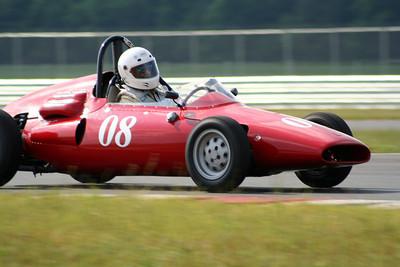 1959 DeTomaso ISIS Formula Junior - Dennis Burkey