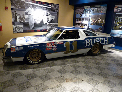 Darlington Raceway Stock Car Museum - Darlington, SC - 27 Sept. '09