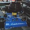 Cadillac 49 Club Coupe engine 331 side lf