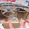 Austin Healy 3000 1960 interior