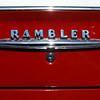 AMC 1961 Rambler American conv  trunk emblem