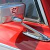 AMC 1961 Rambler American conv  mirror