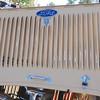 Ford 1934 pu hood side panel