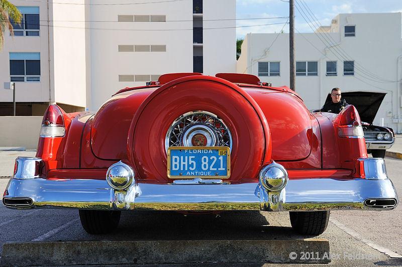 1953 Cadillac Convertible