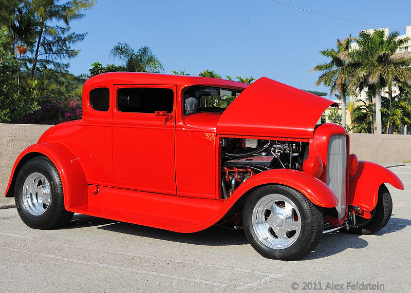 1932 Ford 502 Coupe