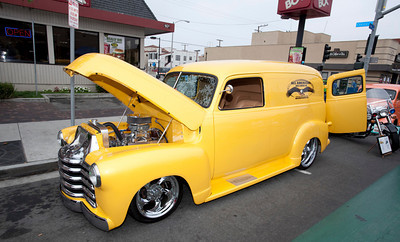 Car Show 018 - 9/12/2010: This was one of the more than 700 cars and trucks on display at the 21st annual Belmont Shore Car Show. The show drew thousands of afficionados to Second Street in Belmont Shore. mccormackphotography.com