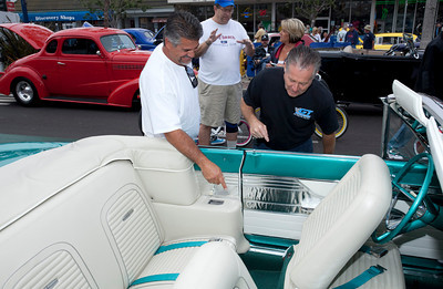 Car Show 030 - 9/12/2010: This was one of the more than 700 cars and trucks on display at the 21st annual Belmont Shore Car Show. The show drew thousands of afficionados to Second Street in Belmont Shore. mccormackphotography.com