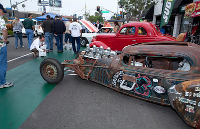 Car Show 026 - 9/12/2010: This was one of the more than 700 cars and trucks on display at the 21st annual Belmont Shore Car Show. The show drew thousands of afficionados to Second Street in Belmont Shore. mccormackphotography.com