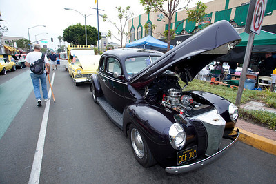 Car Show 001 - 9/12/2010: This was one of the more than 700 cars and trucks on display at the 21st annual Belmont Shore Car Show. The show drew thousands of afficionados to Second Street in Belmont Shore. mccormackphotography.com