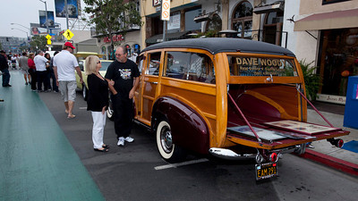 Car Show 020 - 9/12/2010: This was one of the more than 700 cars and trucks on display at the 21st annual Belmont Shore Car Show. The show drew thousands of afficionados to Second Street in Belmont Shore. mccormackphotography.com