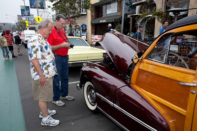 Car Show 022 - 9/12/2010: This was one of the more than 700 cars and trucks on display at the 21st annual Belmont Shore Car Show. The show drew thousands of afficionados to Second Street in Belmont Shore. mccormackphotography.com