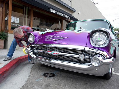 Car Show 005 - 9/12/2010: This was one of the more than 700 cars and trucks on display at the 21st annual Belmont Shore Car Show. The show drew thousands of afficionados to Second Street in Belmont Shore. mccormackphotography.com