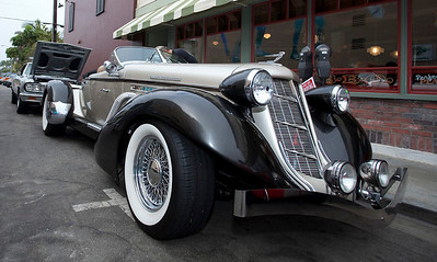 Car Show 002 - 9/12/2010: This was one of the more than 700 cars and trucks on display at the 21st annual Belmont Shore Car Show. The show drew thousands of afficionados to Second Street in Belmont Shore. mccormackphotography.com