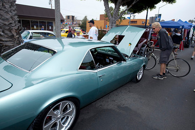 Car Show 021 - 9/12/2010: This was one of the more than 700 cars and trucks on display at the 21st annual Belmont Shore Car Show. The show drew thousands of afficionados to Second Street in Belmont Shore. mccormackphotography.com
