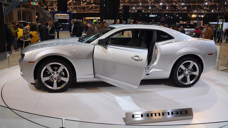 2010 Camaro RS