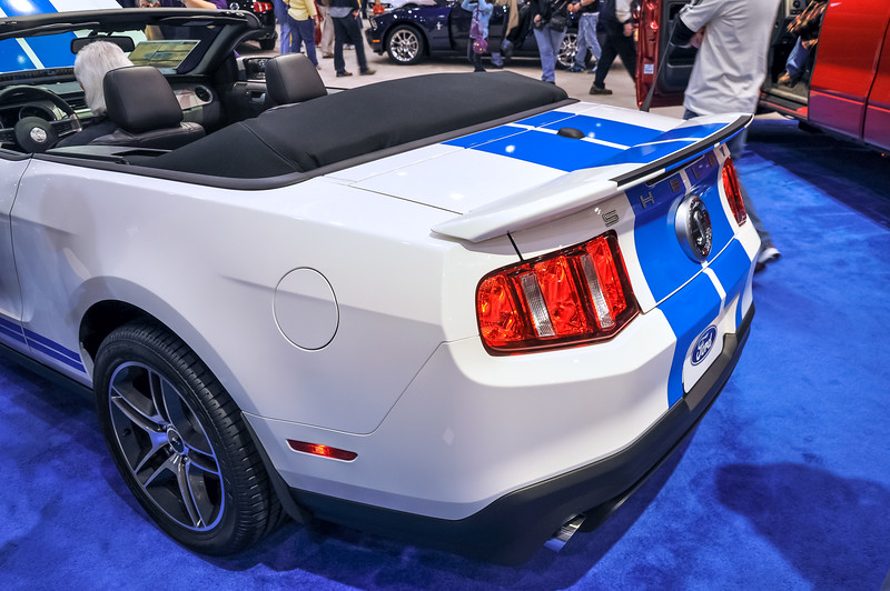 2011 Shelby GT 500
