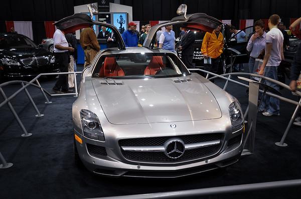 2011 Mercedes-Benz SLS AMG Gullwing