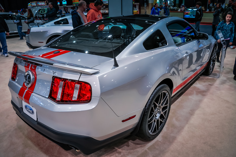 2011 Shelby Mustang