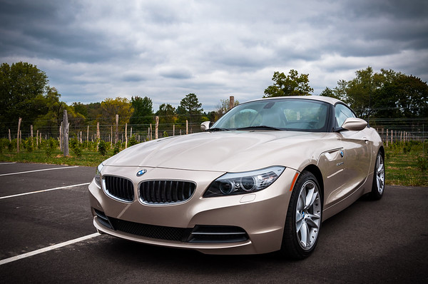 Car Photo – BMW Z4