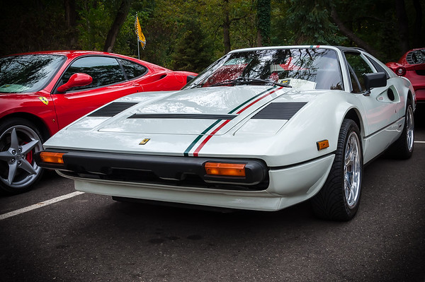 Ferrari 308 Quattrovalvole
