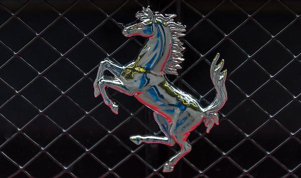 Ferrari Up Close