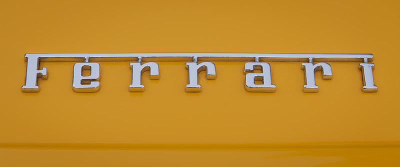 Ferrari 360 Modena Badge