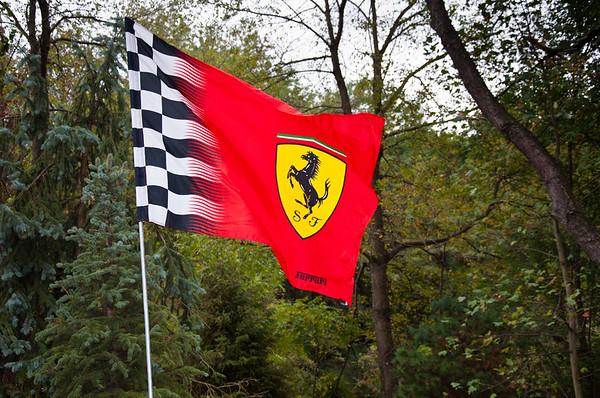 2010 Ferrari Car Show