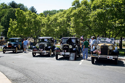 2010 City of Fairfax Car Show