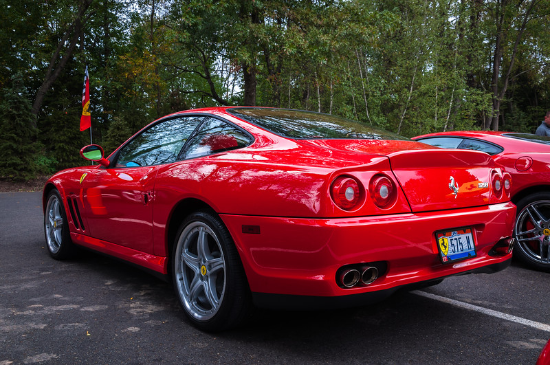 Ferrari 575M Maranello
