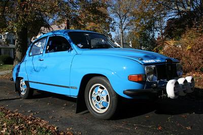 Frank Allocca's 1970 96 V4