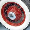DeVaux 1931 Model 75 wheel