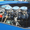 AC 1959 Ace Bristol engine side lf