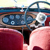 Alvis 1928 Speed 20A interior