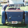 Alvis 1928 Speed 20A rear