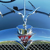 Alvis 1928 Speed 20A radiator ornament ft