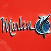 AMC 1965 Marlin fender badge
