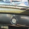 Buick 1940 Roadmaster interior dash clock