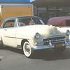 Chevrolet 1951 Bel Aire ft rt