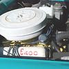 Edsel 1958 Pacer engine rt
