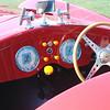 Cisitalia 1948 202 SMM Nuvolari Spider interior