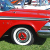 Edsel 1959 Corsair convt ft fender