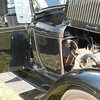 Ford 1929 A engine firewall