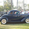 Ford 1936 coupe side rt