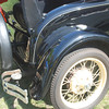 Ford 1929 A rr rt detail