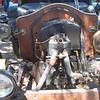 Brush 1907 engine front