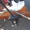 Brush 1907 brake handle